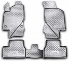 Коврики в салон для Lada (Ваз) Granta 2190 '11- полиуретановые (Novline / Element)