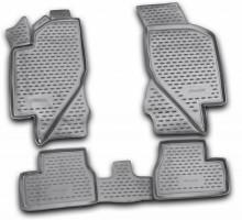 Коврики в салон для Lada Калина 1117-19 '04-13 полиуретановые (Novline / Element)