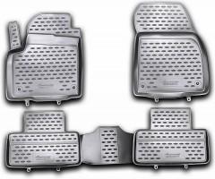 Коврики в салон для Land Rover Range Rover Evoque '11- полиуретановые (Novline / Element)