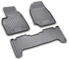 Коврики в салон для Lexus LX 470 '00-07 полиуретановые (Novline / Element)
