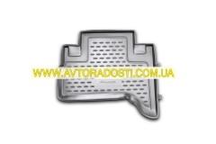Фото 9 - Коврики в салон для Toyota FJ Cruiser '06- полиуретановые (Novline)