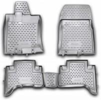 Коврики в салон для Toyota FJ Cruiser '06- полиуретановые (Novline / Element)