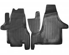 Коврики в салон для Volkswagen Transporter T5 '03-15, Multivan полиуретановые (Novline / Element)