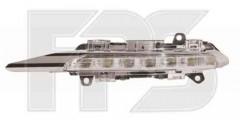 Дневные ходовые огни для Mercedes C-Class W204 '07-11 лев. (DEPO) 2218201756