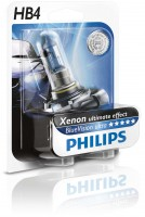 Автомобильная лампочка Philips BlueVision ultra HB4 12V 55W