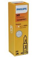 Автомобильная лампочка Philips Vision H1 12V 55W