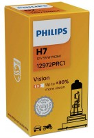 Автомобильная лампочка Philips Vision H7 12V 55W