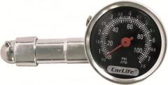 Манометр для измерения давления в шинах TG571 (CarLife)