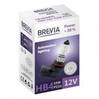 Автомобильная лампочка Brevia HB4 12V 55W