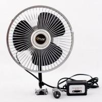Вентилятор автомобильный с 3-мя лопастями 15 см Solar SL 105 12В