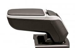 Фото 1 - Подлокотник Armster 2 для Opel Agila '08- (Grey Sport, серый)