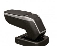 Фото 2 - Подлокотник Armster 2 для Opel Agila '08- (Grey Sport, серый)