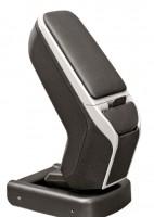 Фото 3 - Подлокотник Armster 2 для Opel Agila '08- (Grey Sport, серый)