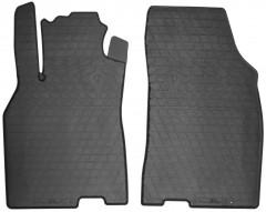 Коврики в салон передние для Renault Megane '08-16 резиновые (Stingray)