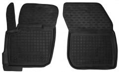 Коврики в салон передние для Ford Mondeo '15- резиновые (AVTO-Gumm)