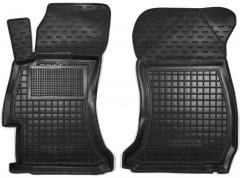 Коврики в салон передние для Subaru XV '11-16 резиновые (AVTO-Gumm)