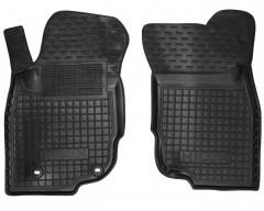 Коврики в салон передние для Toyota Hilux '05-15 резиновые (AVTO-Gumm)