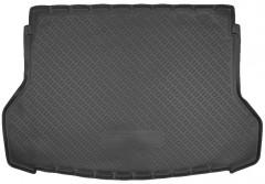 Коврик в багажник для Nissan X-Trail (T32) '14-16, полиуретановый (Nor-Plast)