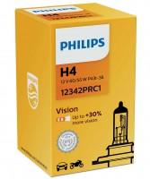 Автомобильная лампочка Philips Vision H4 12V 60/55W
