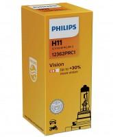Автомобильная лампочка Philips Vision H11 12V 55W