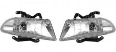 Противотуманные фары для Hyundai Accent '01-05 комплект (Lavita)