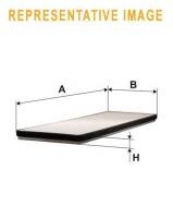Салонный фильтр бумажный Wix wp9336