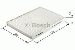 Салонный фильтр угольный Bosch 1987432416