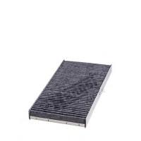 Салонный фильтр угольный Hengst e972lc