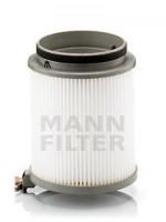 Салонный фильтр бумажный MANN-FILTER cu 1546