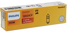 Автомобильная лампочка Philips Vision H5W 12V 5W
