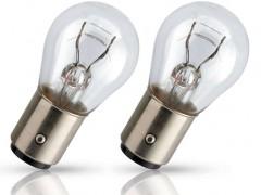 Автомобильная лампочка Philips Vision P21/4W 12V 21/4W (комплект: 2шт)