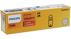 Автомобильная лампочка Philips Vision T4W 12V 4W