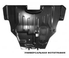 Защита двигателя пластиковая BYD F3 '05-, левая и правая (FPS)