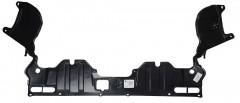 Защита двигателя пластиковая Honda Civic 4D '06-12 (FPS)