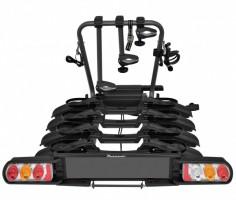 Крепление для 4 велосипедов на фаркоп PURE INSTINCT 4 (Peruzzo)