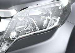 Защита фар для Toyota LC Prado 150 '13- прозрачная 2 шт. (EGR)