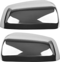 Накладки на зеркала для Mitsubishi Lancer X (10) '07- (Хром) 2 шт.