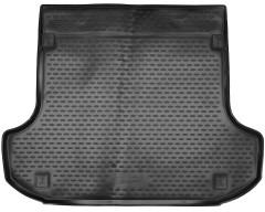 Коврик в багажник для Renault Logan '13- MCV (универсал), полиуретановый черный (Novline / Element)