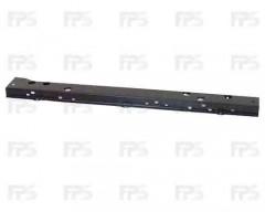 Передняя панель для Peugeot Partner '97-08, нижняя, крепление радиатора (FPS)