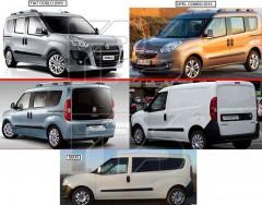 Подкрылок передний левый  для Fiat Doblo '10- (FPS)
