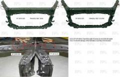 Передняя панель для Honda Accord 8 '08-10 USA, купе (FPS)