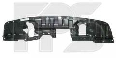 Защита бампера передняя Mitsubishi Lancer X (10) '07-12 (FPS)