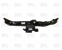 Передняя панель для Nissan Micra '03-10, верхняя, средняя (FPS)