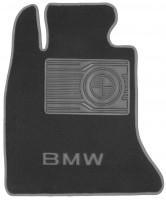 Фото товара 2 - Коврики в салон для BMW 5 F10/11 '10-13 текстильные, серые (Премиум)