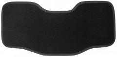 Фото 6 - Коврики в салон для Opel Zafira Tourer '12-  текстильные, черные (Люкс) 1+2+3 ряд