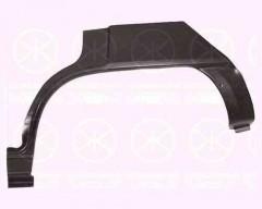 Ремонтная часть заднего крыла для Daewoo Nexia '95-08, арка, цинк, левая (FPS)