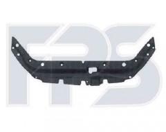 Накладка над радиатором пластиковая для Toyota RAV4 '06-10 (верхний дефлектор) (FPS)