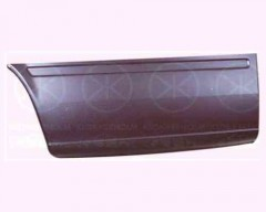 Ремонтная часть заднего крыла для Mercedes Sprinter '95-00, динная база, нижняя, левая (KLOKKERHOLM)