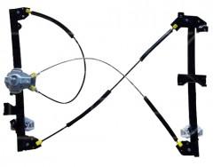 Стеклоподъемник для Peugeot Partner '97-08, мех., передний, левый (FPS)