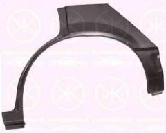 Ремонтная часть заднего крыла для Opel Ascona -88, 5 дв., арка, правая (KLOKKERHOLM)